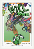 Green Lantern: WillWorld Cover