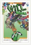 Green Lantern: WillWorld Cover