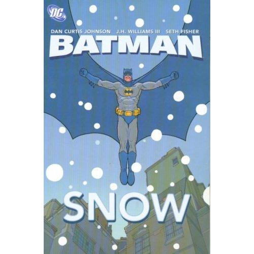Batman: Snow Cover Image
