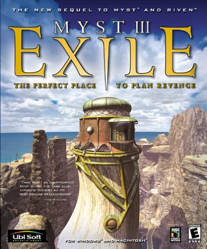 Myst 3 Cover Image